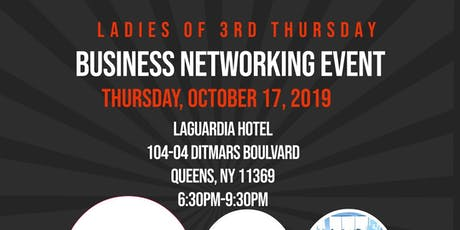 Ladies Of 3rd Thursday Business Network Event tickets