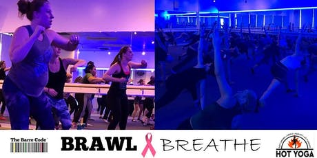 Brawl & Breathe | Breast Cancer Awareness Month tickets