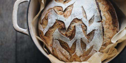 Intro to Sourdough Bread On Farm Workshop