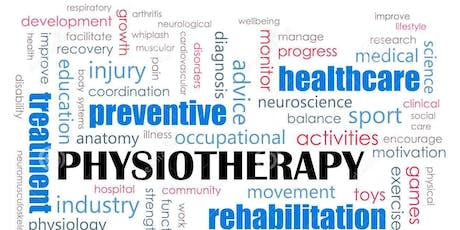 Physiotherapy Session -HSCP Careers Evening tickets