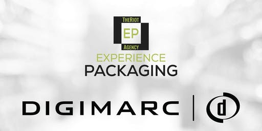 Experience Packaging: Digimarc