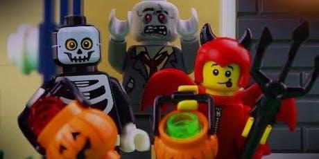 Half-term LEGO Days at Zion tickets