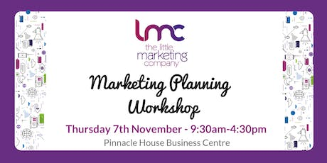 Marketing planning workshop tickets