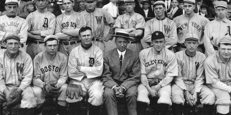 Boo! at the Museum What REALLY Happened to Ty Cobb's Jersey? tickets