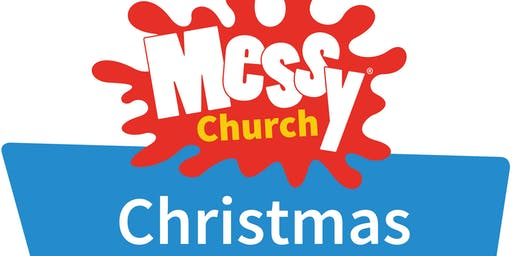 Messy Christmas at Christchurch Dec 2019