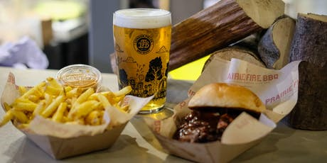 London Fields Brewery  BBQ & Beer Pairing Night tickets