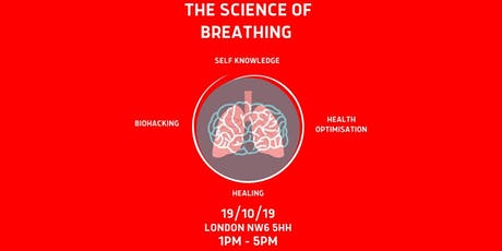 The Science of Breathing tickets