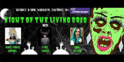 Night of the Living DRAG!