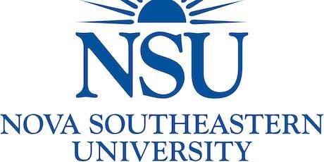 College Visit to Middleton HS-Nova Southeastern University tickets
