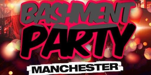 Bashment Party Manchester - Anniversary Tour