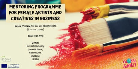 Global FemART Artist Circles Mentoring Programme tickets