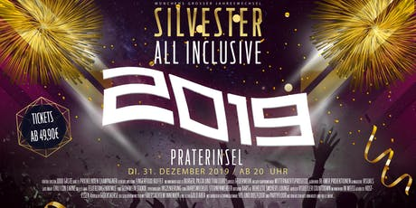 All Inclusive Silvester 2019/20 Tickets
