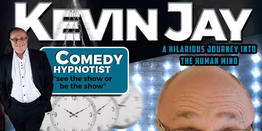 A night of Comedy Hypnosis and Close Up Magic