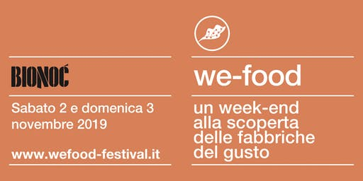 We-Food 2019 @ Birrificio Bionoc'