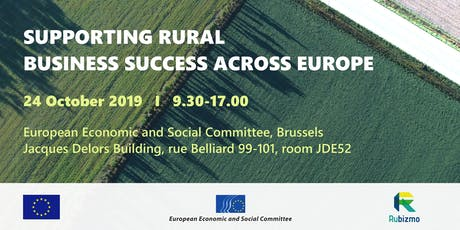 Supporting rural business success across Europe tickets