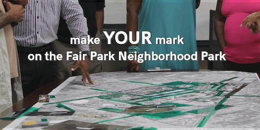 Fair Park/South Dallas Neighborhood Park Discovery Workshop