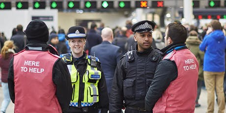 YRP London & South East: British Transport Police Evening tickets