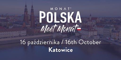 Meet MONAT Katowice
