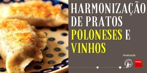 Harmonização  de Vinhos e Pratos Poloneses