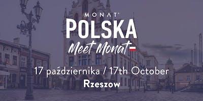 Meet MONAT Rzeszów