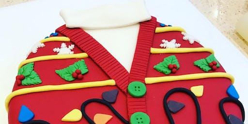 Stir-up Sunday: Christmas Cake and Decorations
