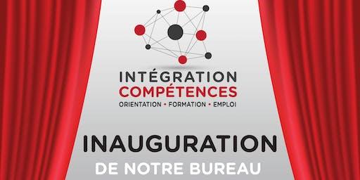 Inauguration du bureau de Beloeil