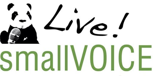 smallVOICE podcast LIVE at The Wild Olive Tree Cafe