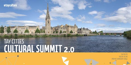 Tay Cities – Cultural  Summit 2.0 tickets