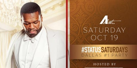 Status Saturdays hosted by 50 Cent tickets