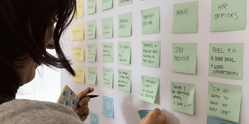 User Journeys as a tool to improve the Employee Experience ⚡️Agile HR⚡️