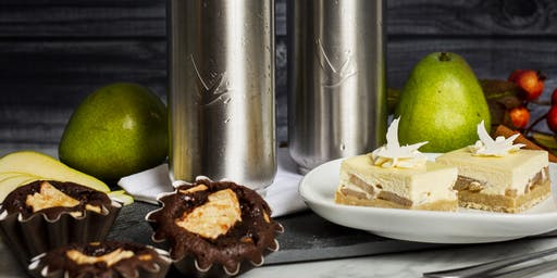 Perfect 'pearing': Grey Goose Vodka x Bake Shoppe Dessert Launch