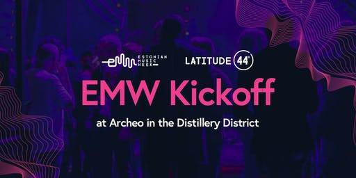 EMW launch party/L44 afterparty at Archeo