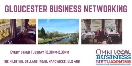 Omni Local Business Networking - Gloucester Lunch tickets