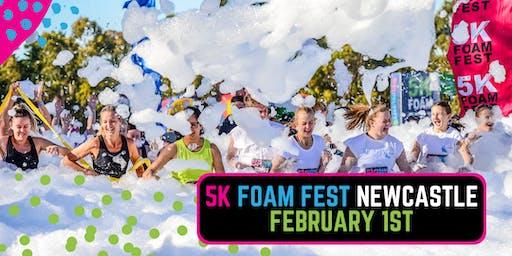 The 5K Foam Fest - Newcastle