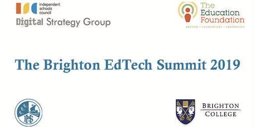 The Brighton EdTech Summit 2019