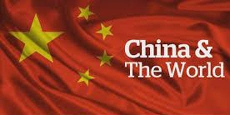 The Network with Roland Marsden and China's Influence on the world tickets