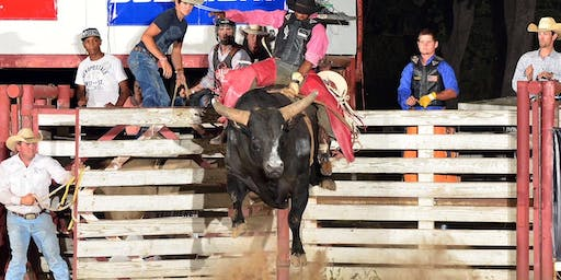 Buck's Backyard - Bull riding and Mutton Busting