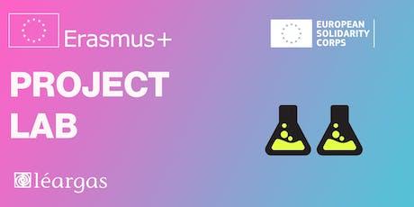 Erasmus+ Youth & European Solidarity Corps Project Ideas Lab, Dublin tickets