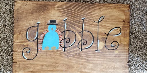 Gobble Sign Class