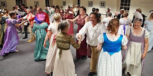 Summer Regency Ball / Dawns Haf y Rhaglywiaeth