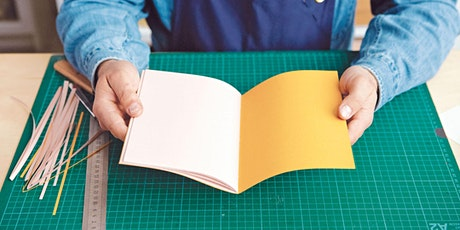 Introduction to Bookbinding 1: Pamphlets, Stab Bindings & Concertinas tickets