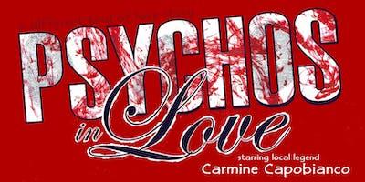 Psychos in Love - a horror film screening in an old church