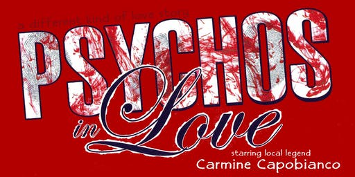 Psychos in Love - a horror film screening in an old church