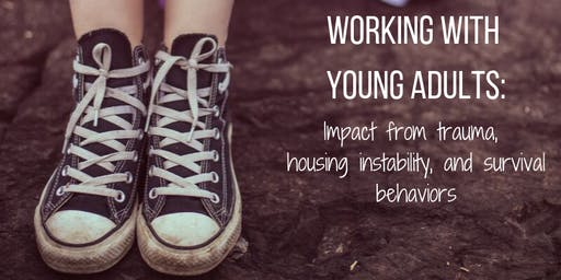 Working with Young Adults: Skill Based Training