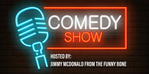 Comedy Night (Jimmy McDonald from The Funny Bone)