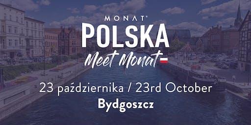 Meet MONAT Bydgoszcz