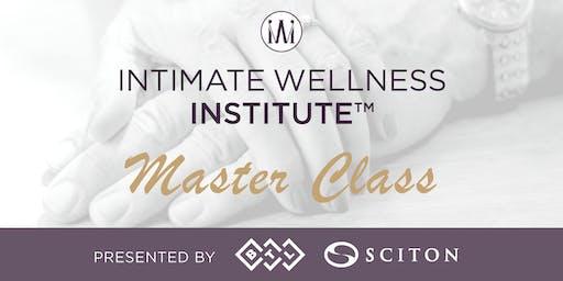 Intimate Wellness Institute Master Class