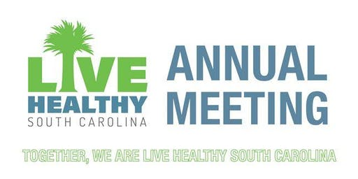 2019 Live Healthy South Carolina Annual Meeting