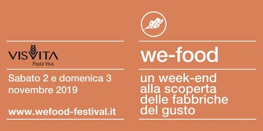We-Food 2019 @ VisVita