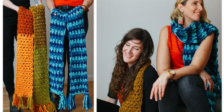 Sip & Stitch Crochet Workshop for Adults tickets